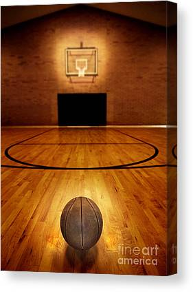 Basketball Canvas Prints