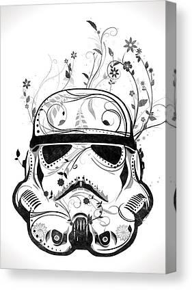 Stormtrooper Canvas Prints
