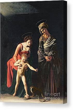 Symbolic Of The Child Canvas Prints