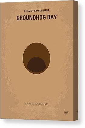 Groundhog Day Canvas Prints
