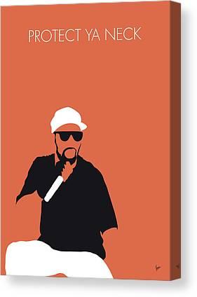 Wu Tang Canvas Prints