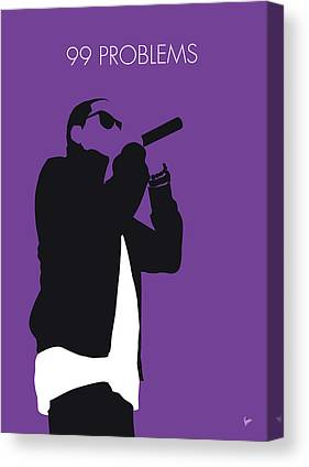 Jay Z Canvas Prints