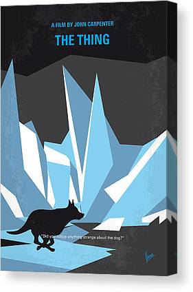 Antartica Canvas Prints