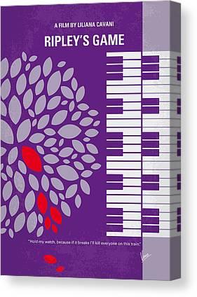 Harpsichords Canvas Prints