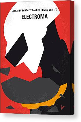 Daft Punk Canvas Prints