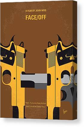 Troy Canvas Prints