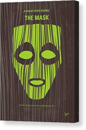 Jim Carrey Canvas Prints