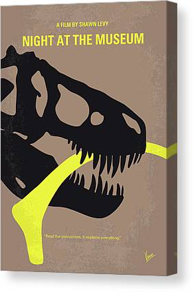 Natural History Museum Canvas Prints