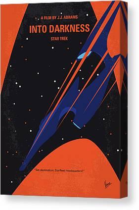 Klingon Canvas Prints