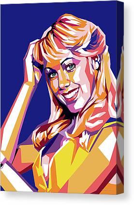 Lynn Canvas Prints