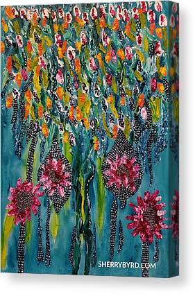 Sherry Byrd Canvas Prints