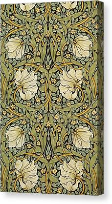 William Morris Canvas Prints