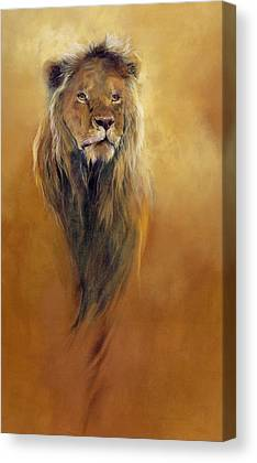 Lion Canvas Prints