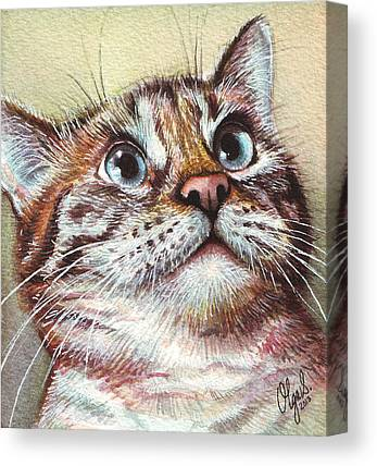 Pet Mixed Media Canvas Prints