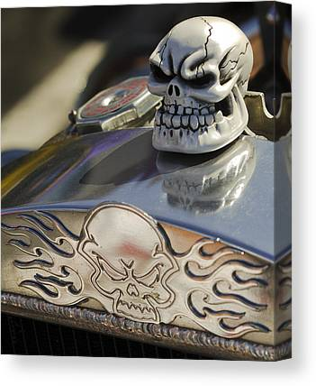 T Bucket Hot Rod Canvas Prints
