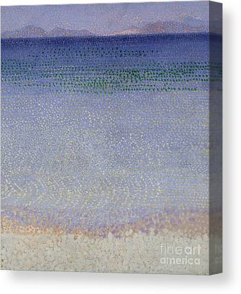 Edmond Cross Canvas Prints