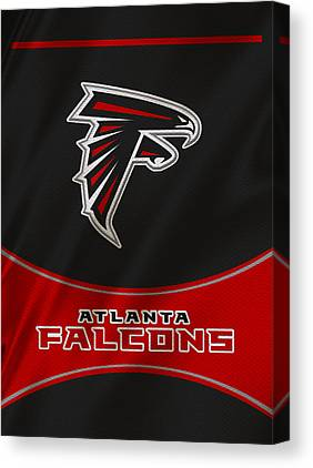 Atlanta Falcons Canvas Prints