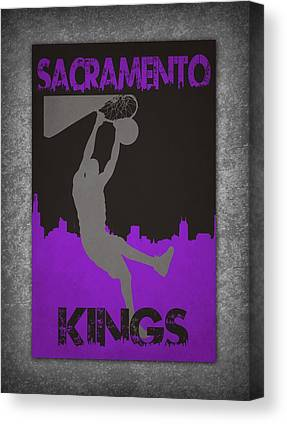 Sacramento Kings Canvas Prints