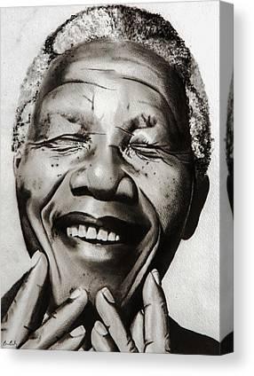 His Excellency Canvas Prints