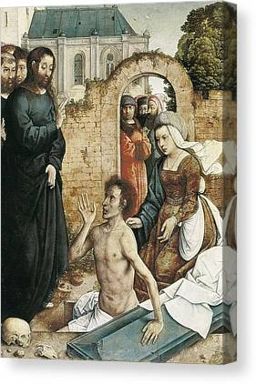 St Lazarus Canvas Prints