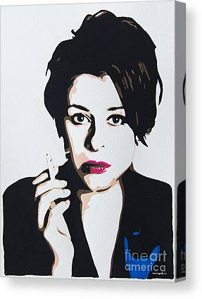 Lisa Stansfield Canvas Prints