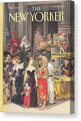 The Metropolitan Museum Of Art Canvas Prints