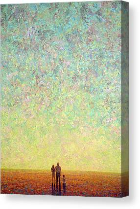 Deep Space Paintings Canvas Prints