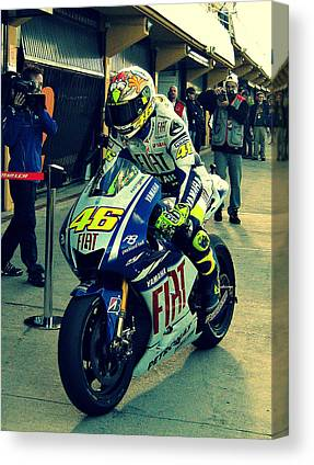 Yamaha Canvas Prints