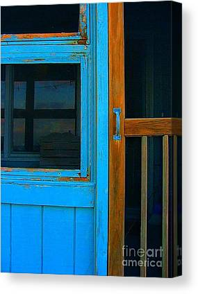 Mom And Pop Motels Canvas Prints