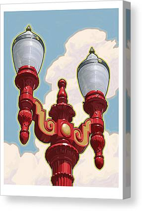 Post Offices Canvas Prints
