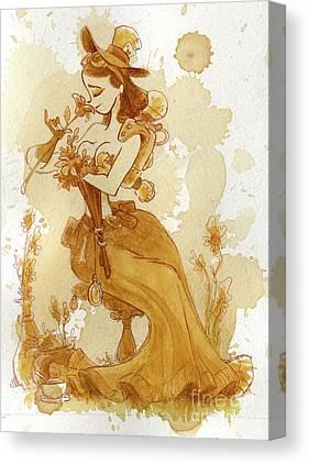 Designs Similar to Flower Girl by Brian Kesinger