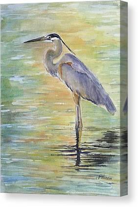 Malibu Lagoon Canvas Prints