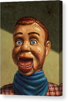 Dummies Canvas Prints