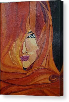Shweta Singh Canvas Prints