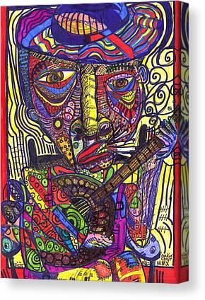 Neo Expressionism Canvas Prints