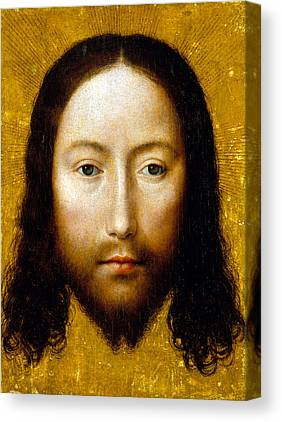 Icons Made Without Hands Canvas Prints