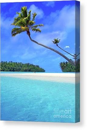 Polynesia Canvas Prints