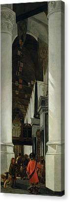 Kirche Paintings Canvas Prints