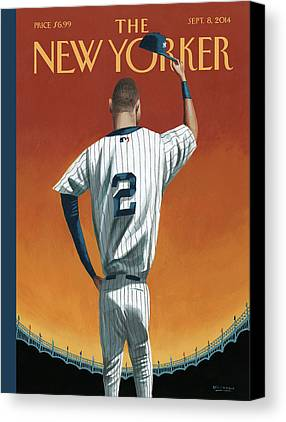 Athlete Canvas Prints