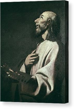 Saint Luke The Evangelist Photographs Canvas Prints