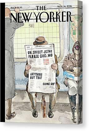 Politics Canvas Prints