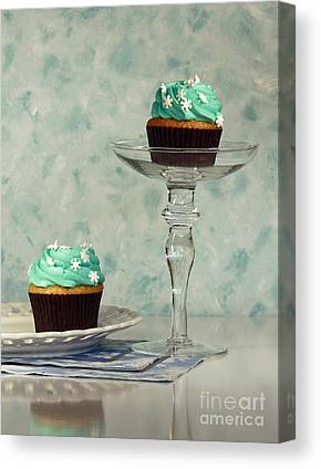 Cupcake Frenzy Canvas Prints