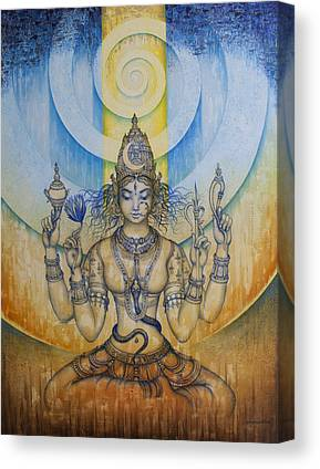 Devi Canvas Prints