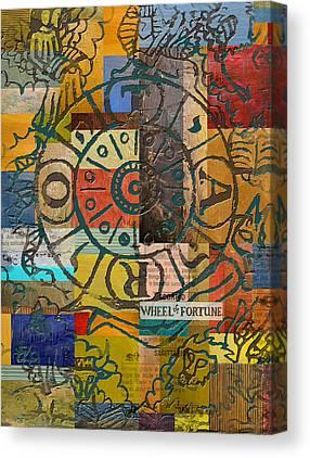 Arcana Canvas Prints