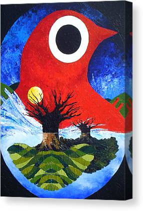 Harold Bascom Fine Paintings Canvas Prints
