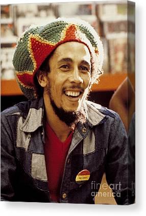 Reggae Music Canvas Prints