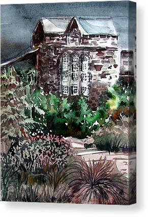 Early Spring Mixed Media Canvas Prints