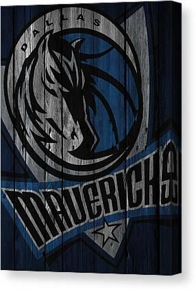 Dallas Mavericks Canvas Prints