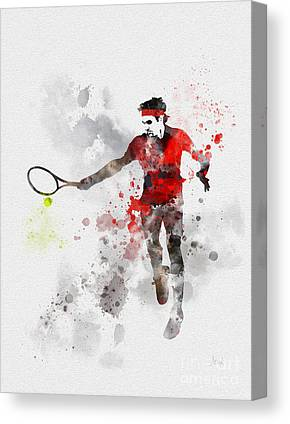 Wimbledon Mixed Media Canvas Prints