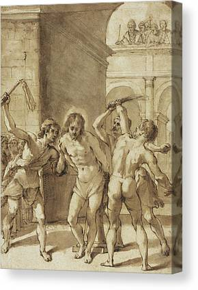Pilate Drawings Canvas Prints